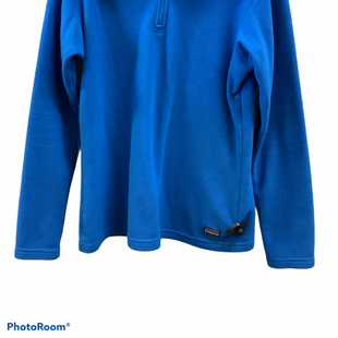 Primary Photo - BRAND: PATAGONIA STYLE: ATHLETIC TOP COLOR: BLUE SIZE: M SKU: 256-25661-14557