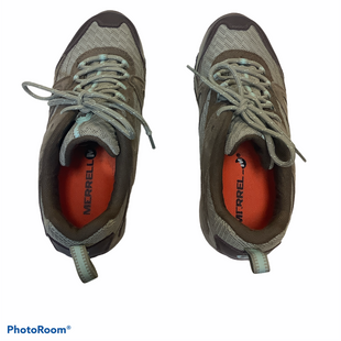 Primary Photo - BRAND: MERRELL STYLE: SHOES ATHLETIC COLOR: BROWN SIZE: 7.5 SKU: 256-25611-40605
