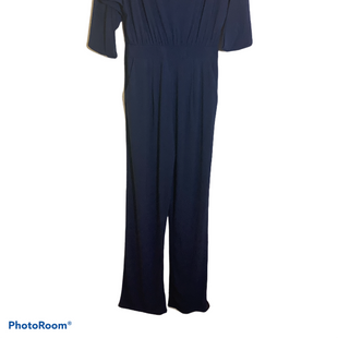 Primary Photo - BRAND:    CLOTHES MENTOR STYLE: DRESS LONG LONG SLEEVE COLOR: NAVY SIZE: M OTHER INFO: KOH KOH - NEW JUMPSUIT SKU: 256-25678-7494