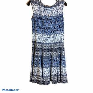 Primary Photo - BRAND: GABBY SKYE STYLE: DRESS SHORT SLEEVELESS COLOR: BLUE SIZE: M SKU: 256-25678-4472