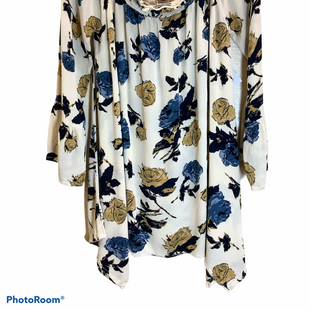 Primary Photo - BRAND: BLU PEPPER STYLE: TOP LONG SLEEVE COLOR: CREAM SIZE: L SKU: 256-25661-14535