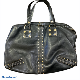 Primary Photo - BRAND: MICHAEL KORS O STYLE: HANDBAG DESIGNER COLOR: BLACK SIZE: MEDIUM SKU: 256-25611-36351