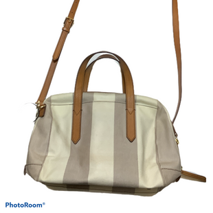 Primary Photo - BRAND: FOSSIL STYLE: HANDBAG COLOR: TAN SIZE: MEDIUM OTHER INFO: AS IS SKU: 256-25612-65760