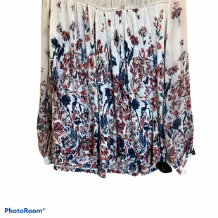 Primary Photo - BRAND: LUCKY BRAND STYLE: TOP LONG SLEEVE COLOR: FLORAL SIZE: M SKU: 256-25611-40735