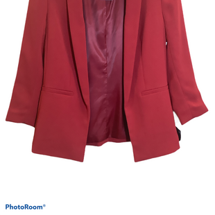 Primary Photo - BRAND: H&M STYLE: BLAZER JACKET COLOR: RED SIZE: S OTHER INFO: NEW! SIZE 4 SKU: 256-25678-7578