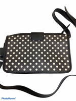 Photo #1 - BRAND: TALBOTS <BR>STYLE: HANDBAG <BR>COLOR: POLKADOT <BR>SIZE: SMALL <BR>SKU: 256-25612-64775