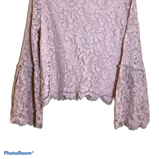 Primary Photo - BRAND: SIMPLY STYLED STYLE: TOP LONG SLEEVE COLOR: PINK SIZE: S SKU: 256-25678-4580