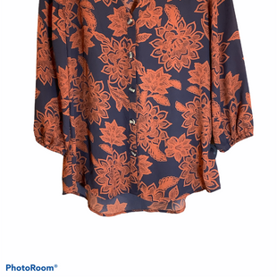 Primary Photo - BRAND: MAURICES STYLE: TOP LONG SLEEVE COLOR: RUST SIZE: S SKU: 256-25679-657