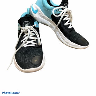 Primary Photo - BRAND: NIKE STYLE: SHOES ATHLETIC COLOR: BLUE SIZE: 9.5 SKU: 256-25686-577