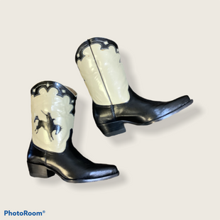 Primary Photo - BRAND: ROPER STYLE: BOOTS ANKLE COLOR: BLACK SIZE: 7 SKU: 256-25612-63952