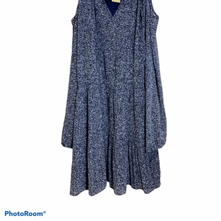Primary Photo - BRAND: MICHAEL KORS STYLE: DRESS SHORT LONG SLEEVE COLOR: NAVY SIZE: XL SKU: 256-25612-61758