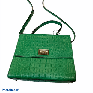 Primary Photo - BRAND: KATE SPADE STYLE: HANDBAG DESIGNER COLOR: GREEN SIZE: MEDIUM SKU: 256-25678-7098