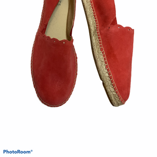 Primary Photo - BRAND: TALBOTS STYLE: SHOES FLATS COLOR: RED SIZE: 10 SKU: 256-25678-4619