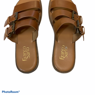 Primary Photo - BRAND: FRANCO SARTO STYLE: SANDALS FLAT COLOR: BROWN SIZE: 7.5 SKU: 256-25678-5171