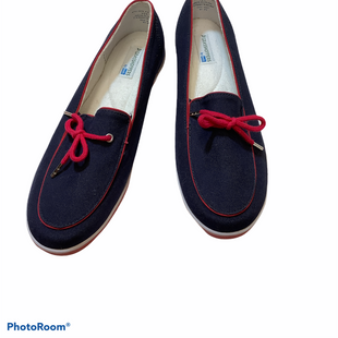 Primary Photo - BRAND: GRASSHOPPERS STYLE: SHOES FLATS COLOR: BLUE SIZE: 9.5 SKU: 256-25686-175