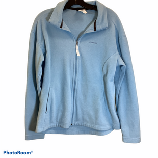 Primary Photo - BRAND: PATAGONIA STYLE: FLEECE COLOR: BLUE SIZE: XL SKU: 256-25661-16532