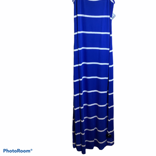 Primary Photo - BRAND: OLD NAVY STYLE: DRESS LONG SLEEVELESS COLOR: BLUE SIZE: M OTHER INFO: NEW! SKU: 256-25678-2245