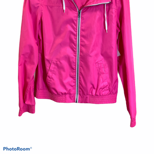 Primary Photo - BRAND:    CLOTHES MENTOR STYLE: JACKET OUTDOOR COLOR: HOT PINK SIZE: M OTHER INFO: ZINE  - SKU: 256-25673-4858