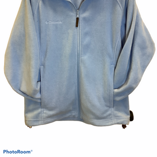 Primary Photo - BRAND: COLUMBIA STYLE: FLEECE COLOR: BLUE SIZE: M SKU: 256-25612-62365