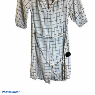 Primary Photo - BRAND: OLD NAVY STYLE: DRESS SHORT SHORT SLEEVE COLOR: CREAM SIZE: XS SKU: 256-25673-8190