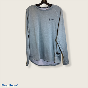 Primary Photo - BRAND: NIKE APPAREL STYLE: ATHLETIC TOP COLOR: GREY SIZE: XL SKU: 256-25661-10687