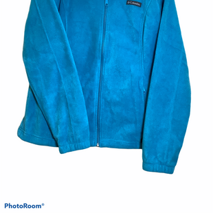 Primary Photo - BRAND: COLUMBIA STYLE: JACKET OUTDOOR COLOR: BLUE SIZE: L SKU: 256-25673-9552