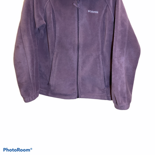 Primary Photo - BRAND: COLUMBIA STYLE: FLEECE COLOR: PURPLE SIZE: M SKU: 256-25661-15527