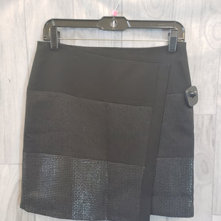 Primary Photo - BRAND: WHITE HOUSE BLACK MARKET STYLE: SKIRT COLOR: BLACK SIZE: 2 SKU: 256-25611-32017