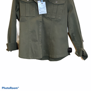 Primary Photo - BRAND: ETHYL STYLE: JACKET OUTDOOR COLOR: GREEN SIZE: L OTHER INFO: NEW! SKU: 256-25661-15571
