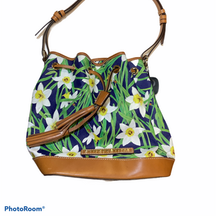 Primary Photo - BRAND: DOONEY AND BOURKE STYLE: HANDBAG DESIGNER COLOR: FLOWERED SIZE: MEDIUM SKU: 256-25678-7241