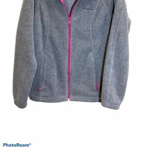 Primary Photo - BRAND: COLUMBIA STYLE: FLEECE COLOR: GREY SIZE: S SKU: 256-25661-15529