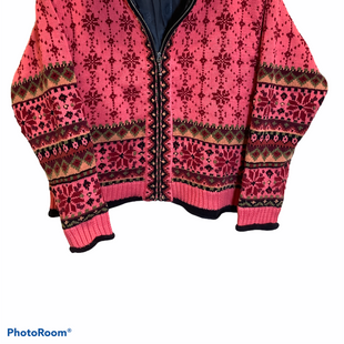 Primary Photo - BRAND: ICELANDIC DESIGN STYLE: JACKET OUTDOOR COLOR: PINK SIZE: S SKU: 256-25611-38344