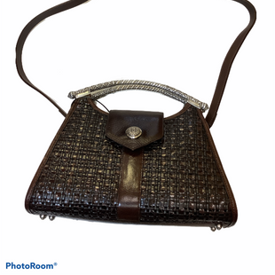 Primary Photo - BRAND: BRIGHTON STYLE: HANDBAG DESIGNER COLOR: BROWN SIZE: SMALL SKU: 256-25612-66353