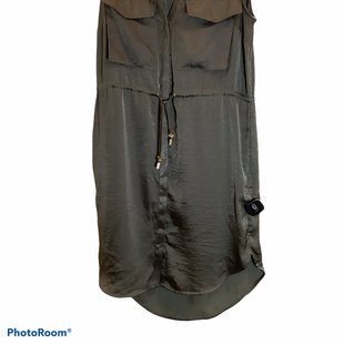 Primary Photo - BRAND: H&M STYLE: DRESS SHORT SLEEVELESS COLOR: GREEN SIZE: S SKU: 256-25661-13740