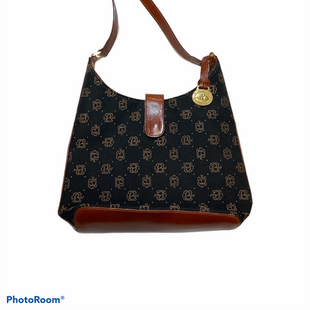 Primary Photo - BRAND: BRAHMIN STYLE: HANDBAG DESIGNER COLOR: NAVY SIZE: SMALL SKU: 256-25612-64475