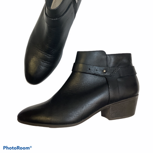 Primary Photo - BRAND: CLARKS STYLE: BOOTS ANKLE COLOR: BLACK SIZE: 8.5 SKU: 256-25612-63644