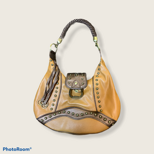 Primary Photo - BRAND:    CLOTHES MENTOR STYLE: HANDBAG COLOR: GOLD SIZE: MEDIUM SKU: 256-25612-64212