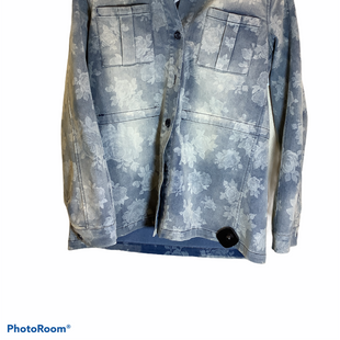 Primary Photo - BRAND: MYSTREE STYLE: JACKET OUTDOOR COLOR: DENIM SIZE: S SKU: 256-25661-14757