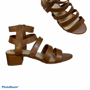 Primary Photo - BRAND: CIRCUS BY SAM EDELMAN STYLE: SANDALS LOW COLOR: BROWN SIZE: 7.5 SKU: 256-25629-42640