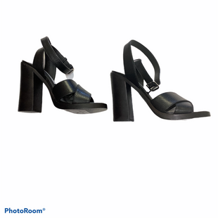 Primary Photo - BRAND: STEVE MADDEN STYLE: SHOES LOW HEEL COLOR: BLACK SIZE: 6.5 SKU: 256-25661-14332