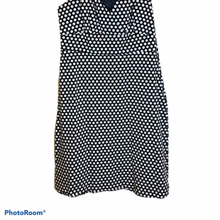 Primary Photo - BRAND: SPENSE STYLE: DRESS SHORT SLEEVELESS COLOR: POLKADOT SIZE: M SKU: 256-25661-13498