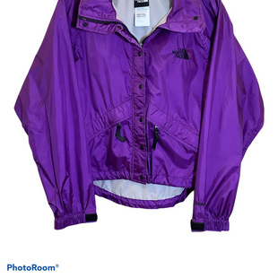 Primary Photo - BRAND: NORTHFACE STYLE: JACKET OUTDOOR COLOR: PURPLE SIZE: PETITE   SMALL SKU: 256-25612-62751