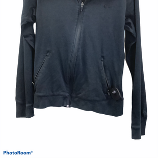 Primary Photo - BRAND: NIKE APPAREL STYLE: ATHLETIC JACKET COLOR: BLACK SIZE: S SKU: 256-25661-12642