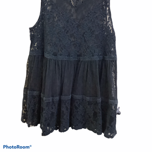Primary Photo - BRAND: FREE PEOPLE STYLE: TOP SLEEVELESS COLOR: BLACK SIZE: M SKU: 256-25661-17788