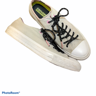 Primary Photo - BRAND: CONVERSE STYLE: SHOES FLATS COLOR: TAN SIZE: 11 SKU: 256-25612-63231