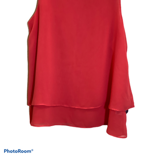 Primary Photo - BRAND: COMO VINTAGE STYLE: TOP SLEEVELESS COLOR: CORAL SIZE: S SKU: 256-25611-37253