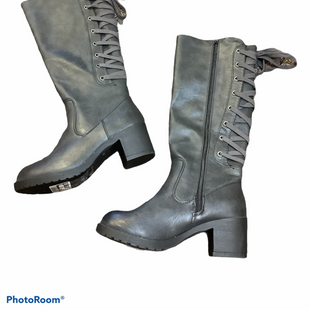 Primary Photo - BRAND: ROCKET DOGS STYLE: BOOTS KNEE COLOR: CHARCOAL SIZE: 6 SKU: 256-25673-9137