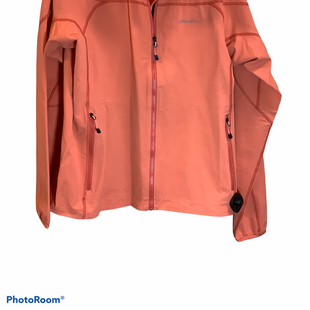 Primary Photo - BRAND: EDDIE BAUER STYLE: JACKET OUTDOOR COLOR: ORANGE SIZE: XL SKU: 256-25673-9704