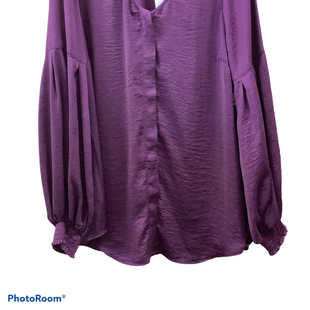 Primary Photo - BRAND: CABI STYLE: TOP LONG SLEEVE COLOR: PURPLE SIZE: M OTHER INFO: NEW! SKU: 256-25678-5025