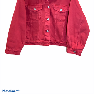 Primary Photo - BRAND: GAP STYLE: JACKET OUTDOOR COLOR: ORANGE SIZE: L SKU: 256-25612-65259